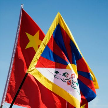 Kina og Tibet